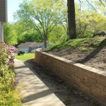 Before Bloomington MN Landscaping