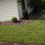 Bloomington, MN After Waterproofing by Reick's Landscaping & Waterproofing
