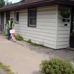 Bloomington, MN BeforeWaterproofing by Reick's Landscaping & Waterproofing