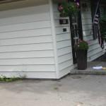 Bloomington, MN Before Waterproofing by Reick's Landscaping & Waterproofing