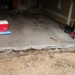 Burnsville, MN Waterproofing - During -1