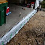 Burnsville, MN Waterproofing - During -2
