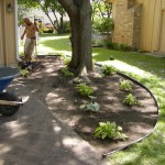 Eden Prarie, MN Before Landscaping 3