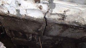 Hidden Foundation Cracks
