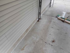 St Paul Waterproofing gaps are professionally sealed