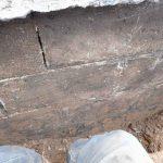 Well Room Step Mortar Cracks
