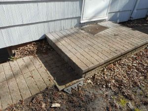 Wet Well Room Step Richfield Minnesota